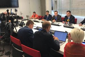 Полторак обсудил со Столтенбергом работу комиссии Украина-НАТО