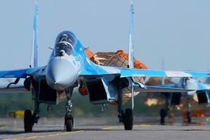 Украинские военные летчики отправились на учения ВВС в Данию: опубликованы фото