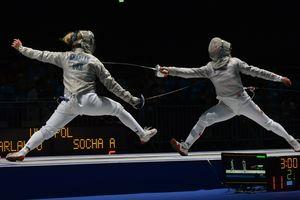 Стал известен состав сборной Украины на чемпионат Европы по фехтованию