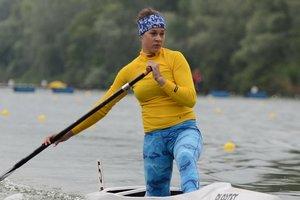 Украинские гребцы выиграли две медали чемпионата Европы