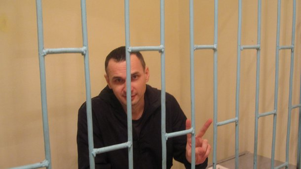 """""""Я не отступлю"""": Сенцов переведен в отдельную палату санчасти"""