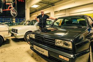 Трубочист собрал невероятную коллекцию из 114 автомобилей