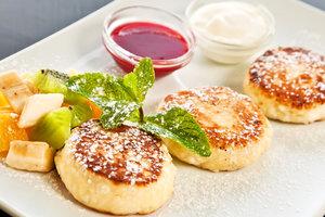 Как приготовить идеальные сырники на завтрак