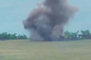 ВСУ нанесли по боевикам мощный превентивный ракетный удар: эффектное видео