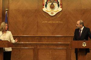 Могерини заявила, что в ЕС хотели бы видеть Иерусалим столицей двух государств