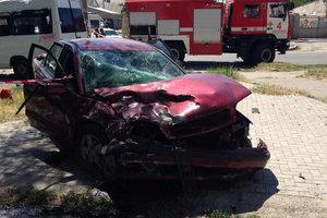 Подробности ДТП с маршруткой в Запорожье: одна из пострадавших умерла в больнице