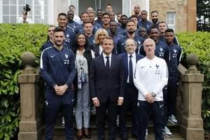 Президент Франции прокомментировал отсутствие Бензема на ЧМ-2018