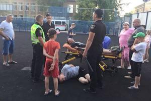 В Коростене компания хулиганов жестоко избила школьника: появились подробности и фото