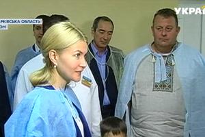 Будет приятно выздоравливать: Светличная рассказала о ремонте больницы в Изюме