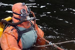 В Киеве молодой мужчина утонул в водном канале