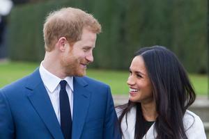 Меган Маркл и принц Гарри отправятся в свою первую официальную поездку