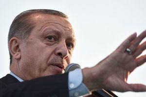 Эрдоган анонсировал масштабную военную операцию в регионе