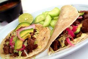 Рецепт для пикника: мексиканские лепешки с говядиной и овощами