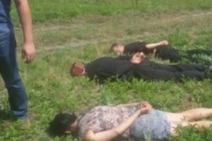 В Киевской области женщина и двое мужчин напали на таксиста