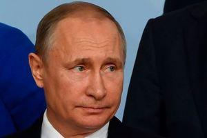 Признать Путина военным преступником: украинка зарегистрировала петицию в Белом доме