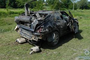 Смертельное ДТП в Тернопольской области: водитель вылетел из салона легковушки