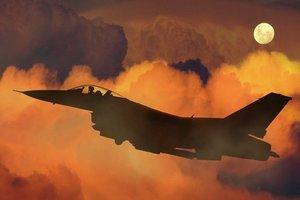Истребители НАТО восемь раз поднимались для перехвата российских самолетов над Балтийским морем