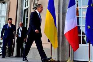 """Встреча """"нормандской четверки"""": Лавров рассказал о споре по Донбассу"""
