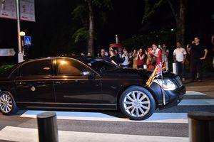 Ким Чен Ын улетел из Сингапура на присланном из Китая самолете