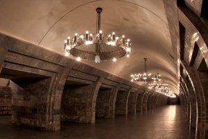 В Киеве сообщили о минировании нескольких станций метро