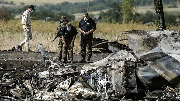Трагедия  МН17: Нидерланды одобрили соглашение с государством Украина  осуде