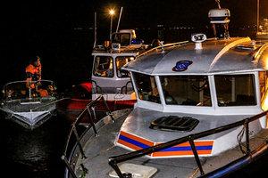 Столкновение катамарана и баржи в РФ: задержан владелец лодочной станции