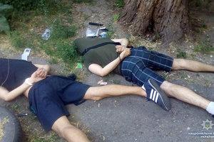 В Хмельницком задержали жестокую банду рэкетиров