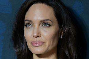 Анджеліна Джолі показала свого