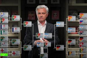 Жозе Моуринью дал прогноз на ЧМ-2018 - в финале Аргентина и Португалия будут пробивать пенальти