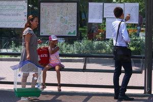 Почему в Киеве исчезают остановки транспорта