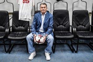 Стало известно, за кого на ЧМ-2018 будет болеть Олег Блохин