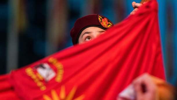 Президент Македонии отказался отпереименования собственной страны