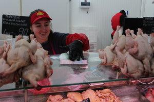 Китай допустил на свой рынок курятину из Украины