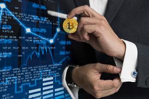 Курс Bitcoin переходит к росту после обвала