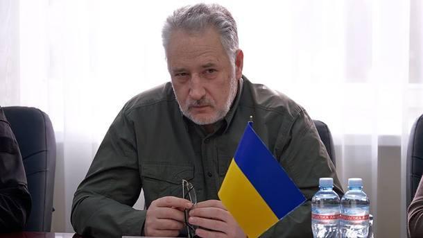 Губернатор Донецкой военно-гражданской администрации объявил , что подал вотставку