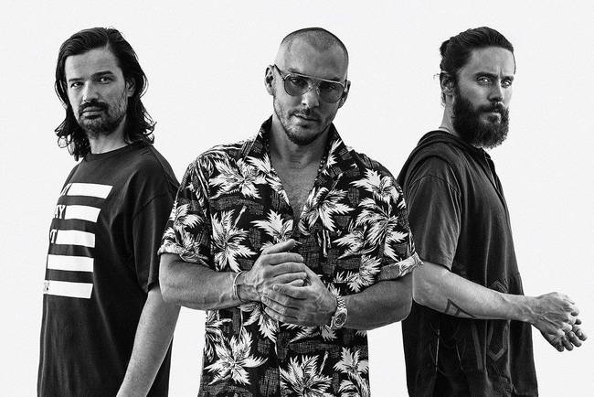 Из рок-группы 30 Seconds To Mars ушел хорватский музыкант
