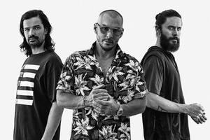 Группа 30 Seconds to Mars представила новый клип с Пэрис Джексон
