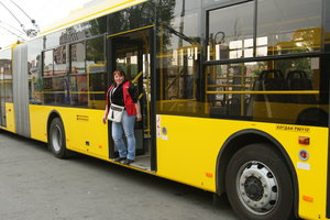 У Києві закривається тролейбусний маршрут №11