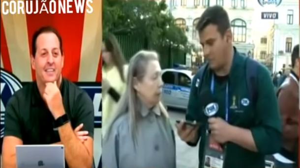 Русская бабушка «ломает» корреспондента изБразилии— Эпическое интервью