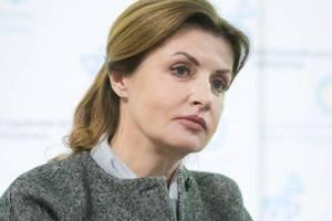 Марина Порошенко призвала поддержать украинских политических заключенных в России