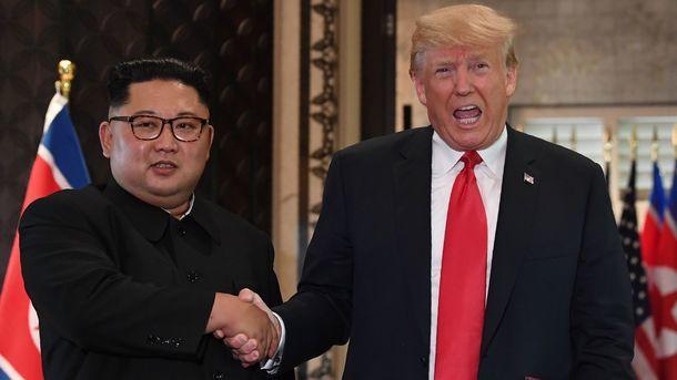 В КНДР перестали пренебрежительно писать о Трампе