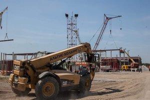 У Запоріжжі обіцяли побудувати термінал аеропорту раніше терміну