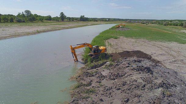 В Днепропетровской области болото превратят в зону отдыха для