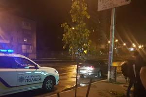 В Киеве полиция не позволила нетрезвому российскому консулу сесть за руль