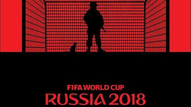 Открытие ЧМ в России напоминает Олимпийские игры в нацистской Германии 1936 года