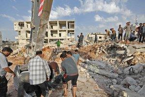 Госдеп обвинил Россию в авиаударе по Сирии