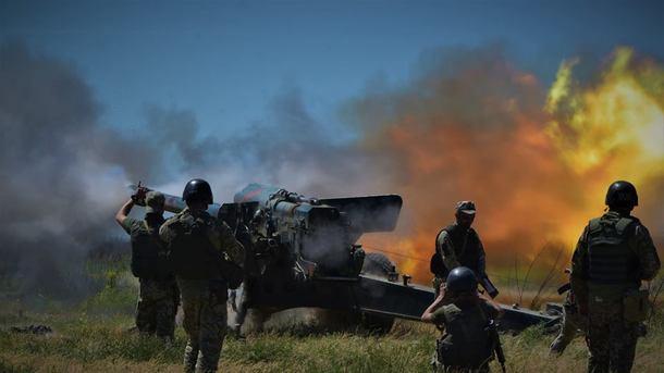 Обострение под Мариуполем: ВСУ уничтожили 12