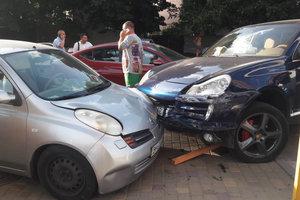 Авария с Porsche в Одессе: появились новые фото, видео и подробности