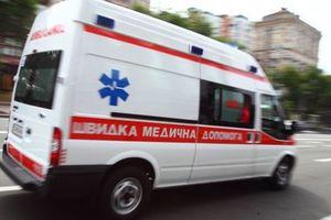 """В Харькове """"скорая"""" сбила подростка на пешеходном переходе"""