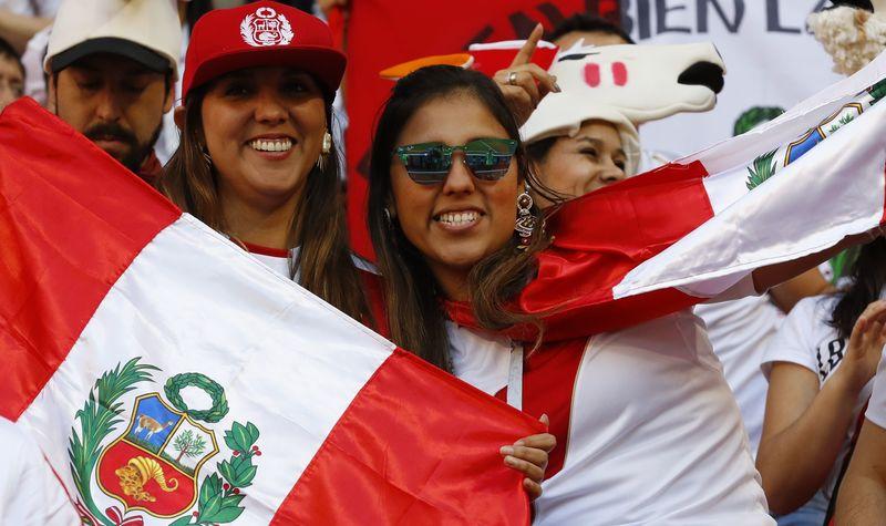 Сборная Перу проиграла сборной Дании, нереализовав пенальти